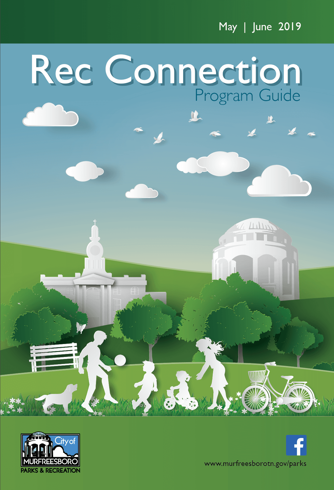Rec Connection May June 2019