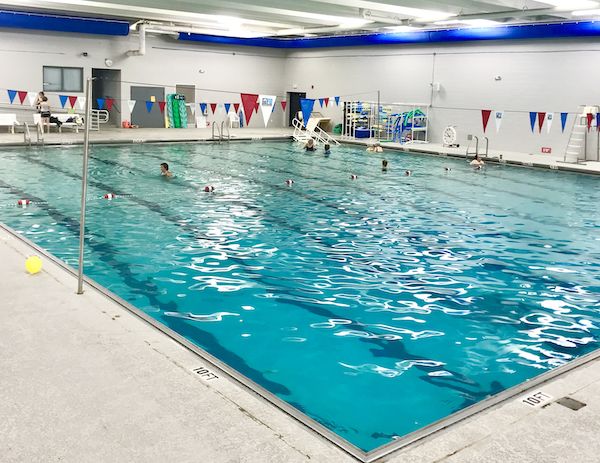 SportsCom Indoor Pool