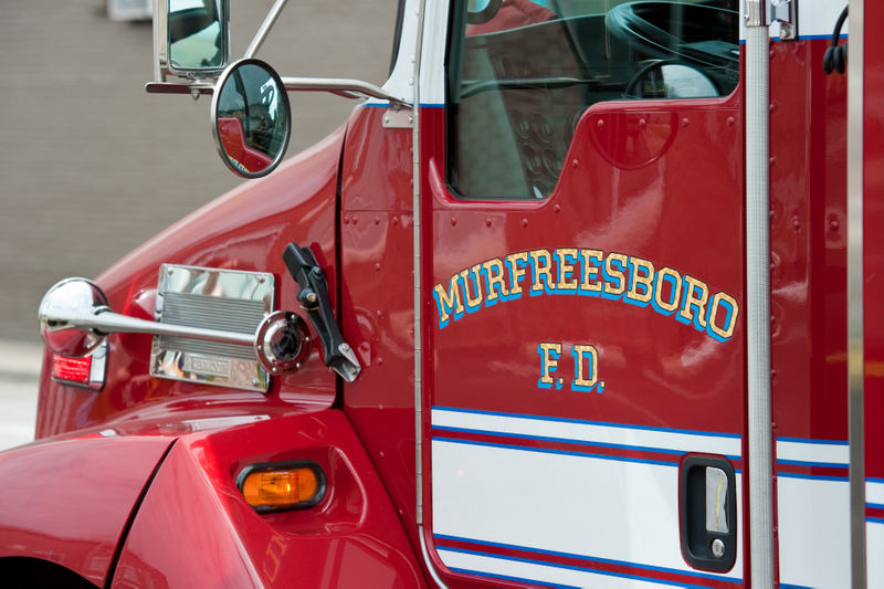 Picture of MFRD Rescue truck